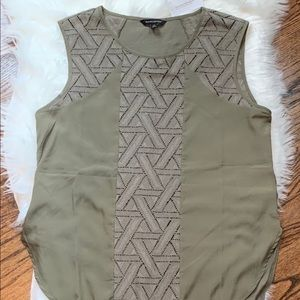 NWT Banana Republic Sleeveless Blouse